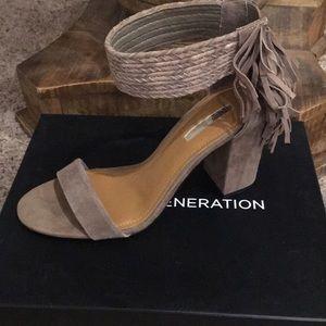 Brand New BCBG sandals  7.5